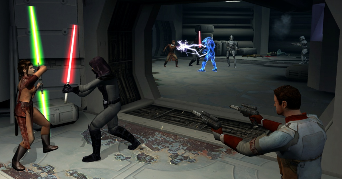 KOTOR Remake Sounds Good To Xbox Boss The Escapist