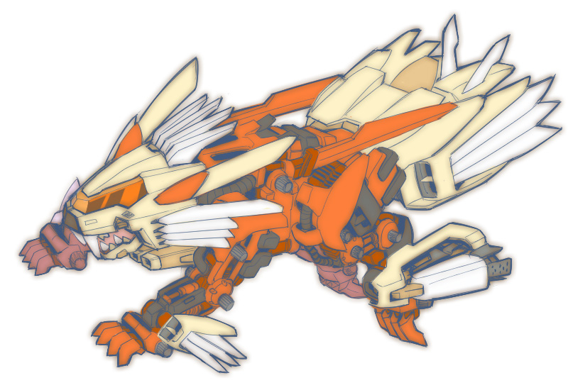 Gallery Pokemon Re Imagined As Giant Mechanical Zoids
