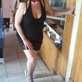 Mature lady 65 years old