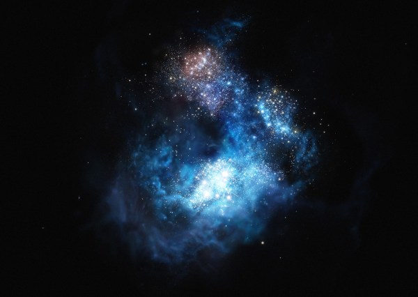 Brightest galaxy and first-generation stars | Science Wire ...