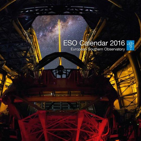 ESO Calendar 2016