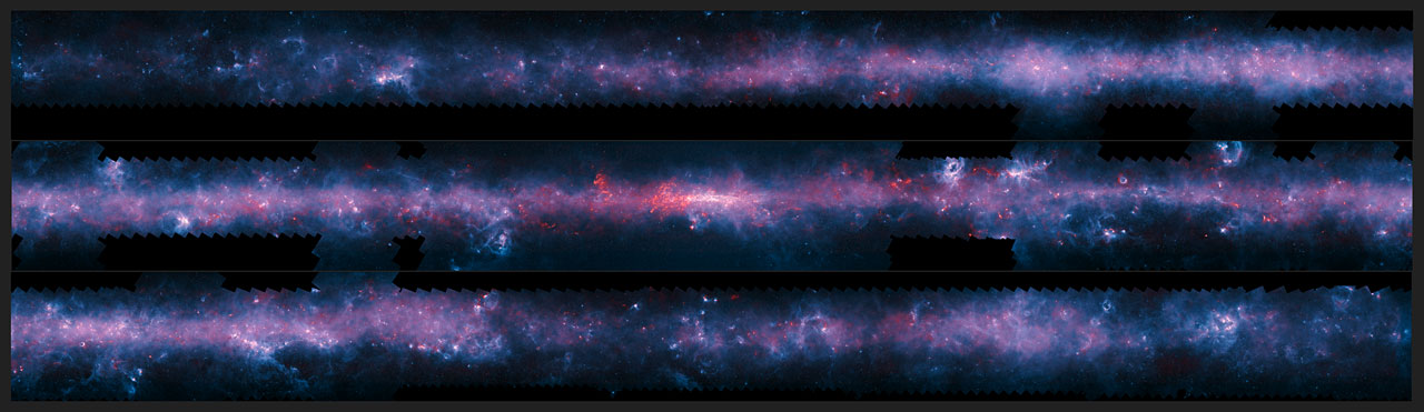 The southern plane of the Milky Way from the ATLASGAL survey