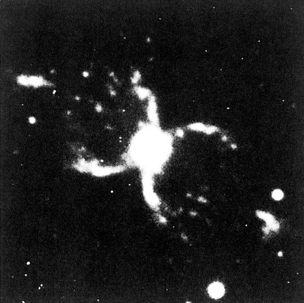 "The ""Southern Crab"" Nebula | ESO"