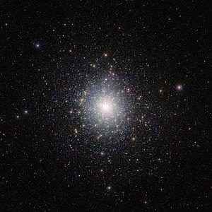 El cúmulo globular de estrellas 47 Tucanae