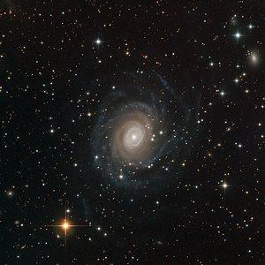 NGC 6902 captada por SPECULOOS