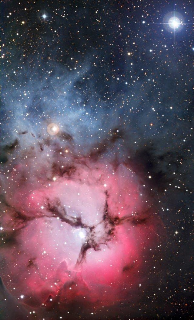 La Nebulosa Trífida