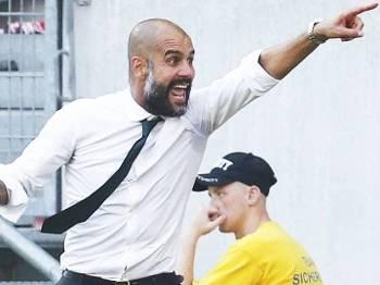 Josep Guardiola Bayern de Munique Hoffenhein Campeonato Alemao 22/08/2015