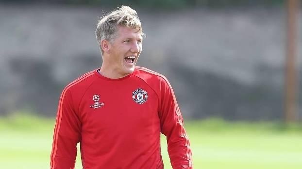 Schweinsteiger trocou o Bayern pelo Manchester United nesta temporada