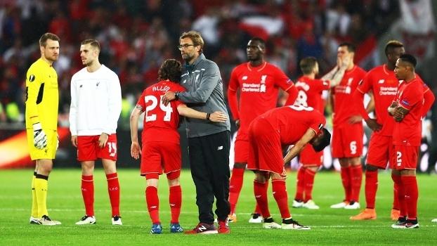 Jurgen Klopp Lamenta Derrota Liverpool Final Liga Europa Sevilla 18/05/2016