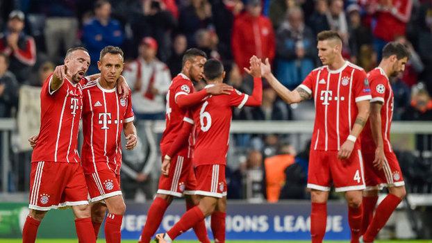 Bayern de Munique passou pelo Anderlecht