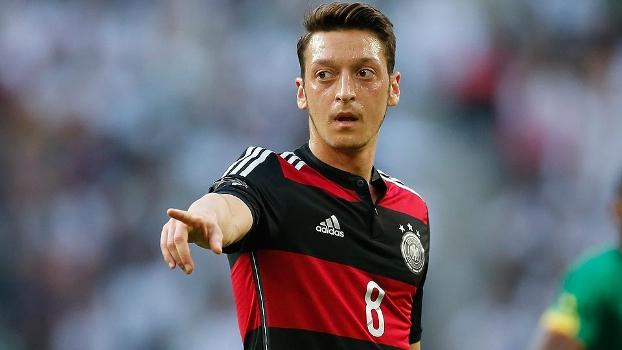 Resultado de imagem para Mesut Özil copa do mundo 2014