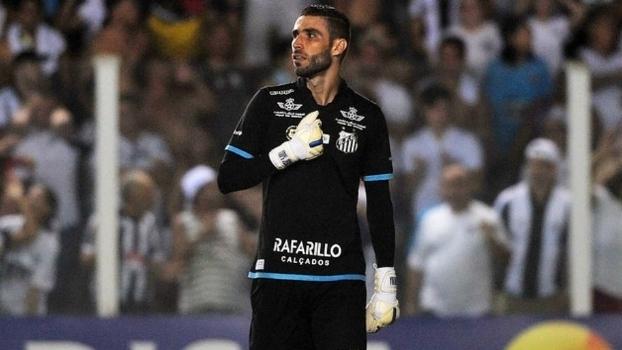 Resultado de imagem para Vanderlei, goleiro do Santos