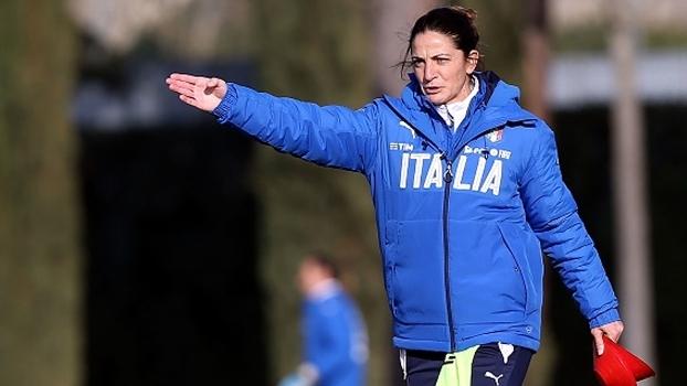 Patrizia Panico quebra barreiras na Itália e será treinadora de seleção masculina