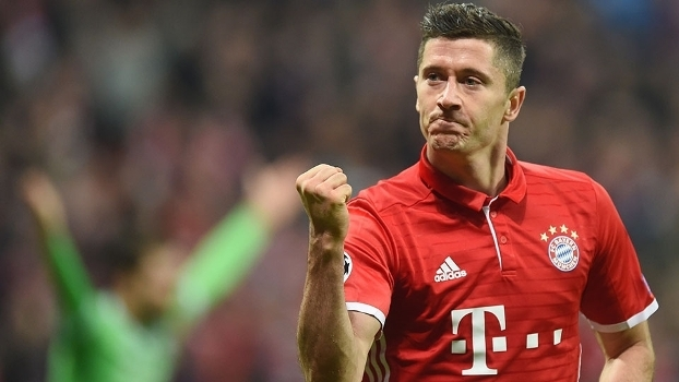 Robert Lewandowski está desde 2014 no Bayern de Munique