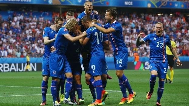 Islândia surpreendeu e eliminou a Inglaterra 5684e05442640