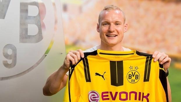 Após perder Hummels para o Bayern, o Dortmund contratou Rode, que estava no clube bávaro
