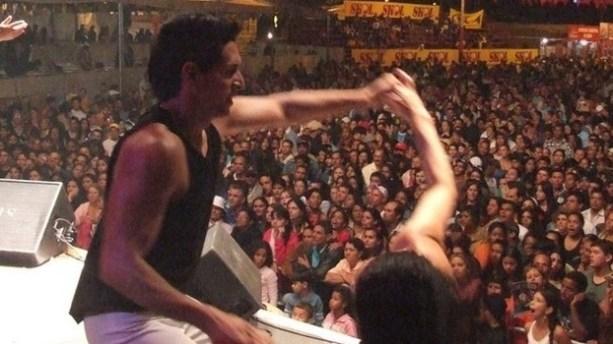 Luis Carlos Cardoso foi dançarino por nove anos e trabalhou com Frank Aguiar