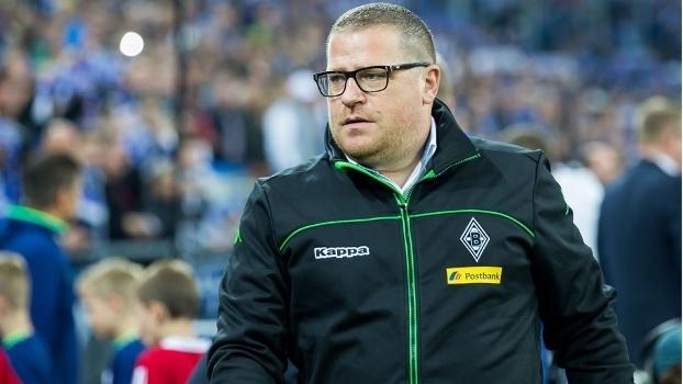 Max Eberl é o diretor esportivo do Borussia Mönchengladbach