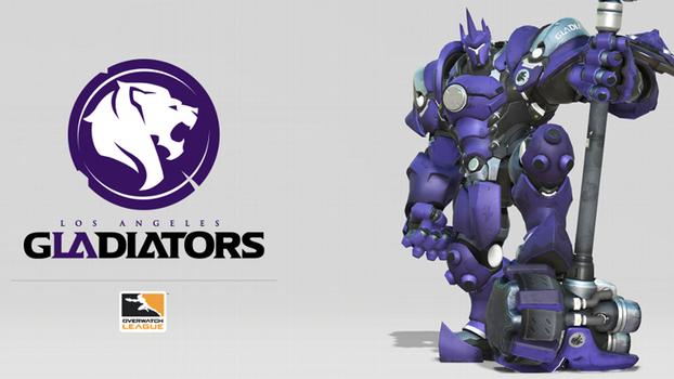 Propriedade de Stan e Josh Kroenke, a Los Angeles Gladiators é uma das duas equipes que representa Los Angeles na Overwatch League.