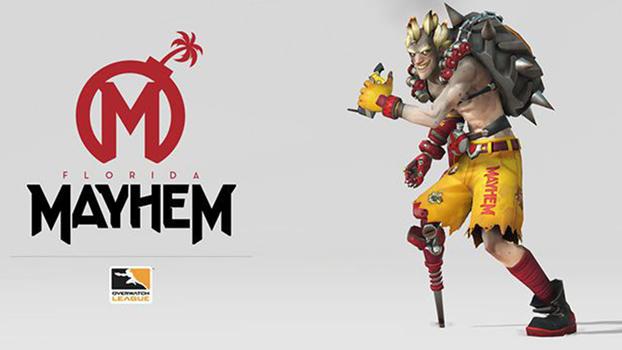 A Misfits Gaming é a Florida Mayhem na Overwatch League, representante de Miami-Orlando na liga.