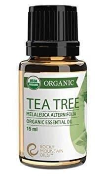 rocky mountain oils organic tea tree essential oil
