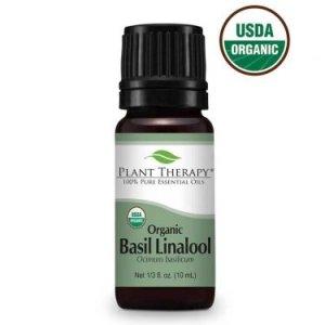organic Basil Essential Oil