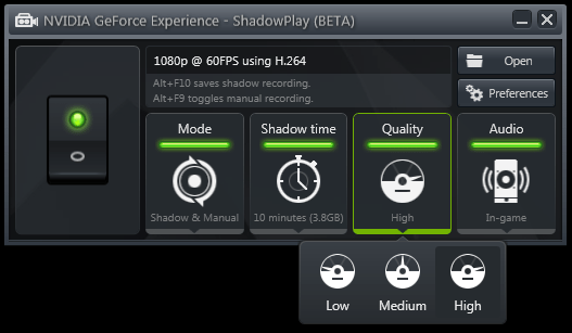 Nvidia ShadowPlay Spécial (9)
