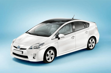 How much cargo space does the toyota prius v have? Official Toyota Prius 2009 Safety Rating Results