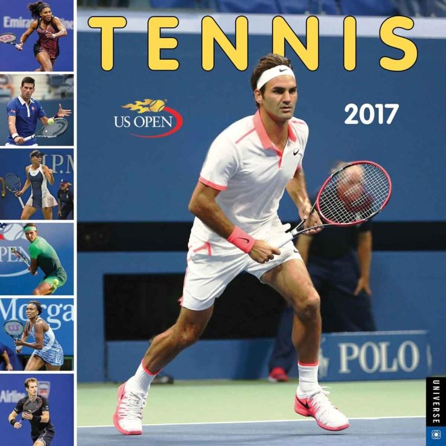Tennis The U.S. Open - Calendars 2018 on Abposters.com
