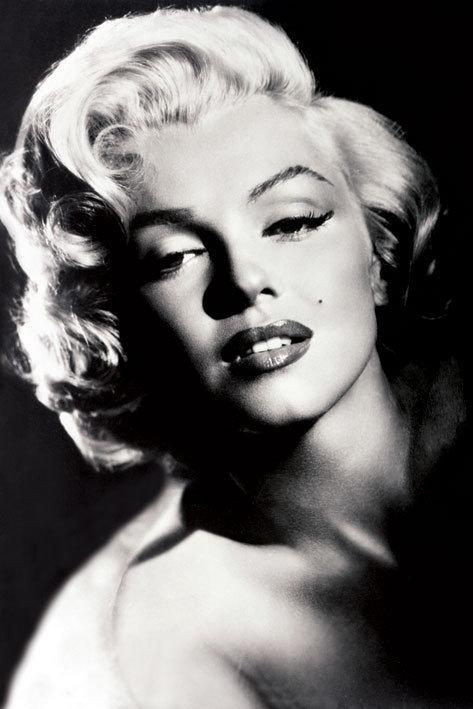 Marilyn Monroe - glamour Juliste, Poster | Tilaa netistä Europosters.fi