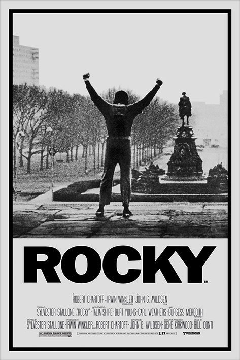 poster rocky 1