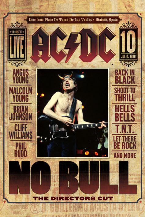 Poster do filme AC/DC - No Bull