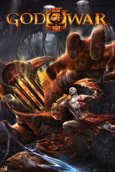 Poster do filme God of War 3 O Filme