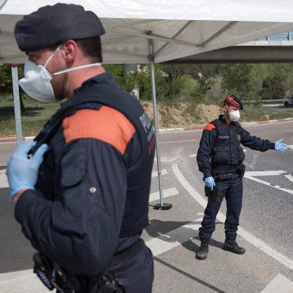 City in Lockdown: Emergency Measures in Lleida Spain- Update – Euro Weekly News Spain News News Article