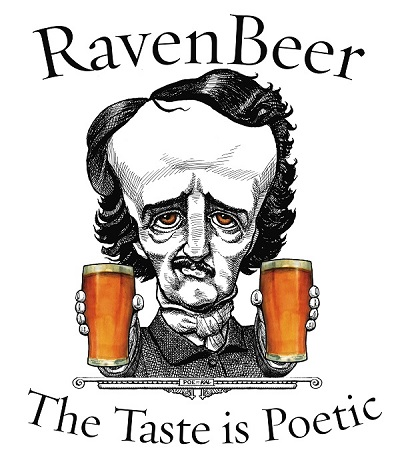 Pints for Poe is sponsored by RavenBeer.