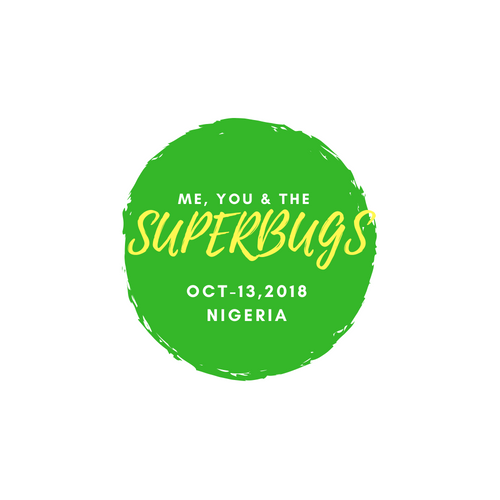 me you and the superbugs  Oct 13 2018 11am - 4pm