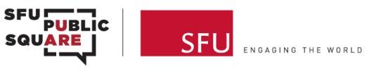 Simon Fraser University's Public Square wordmark