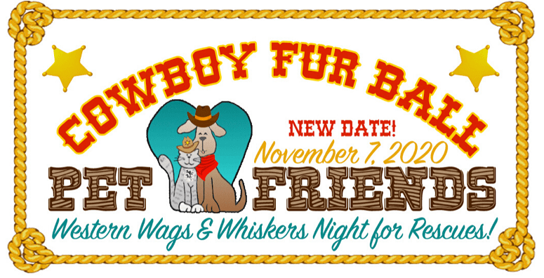 Cowboy Fur Ball