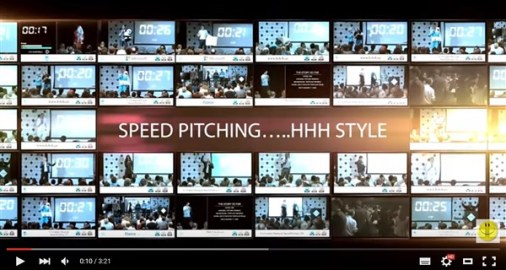 Speed Pitching - HHH style