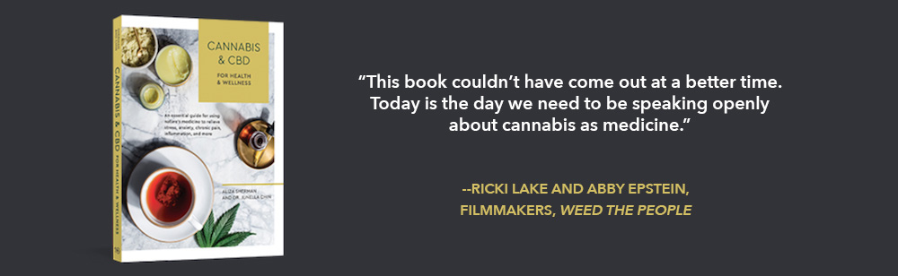 Cannabis CBD Book Health Wellness