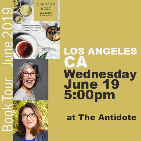 LA Book Tour Antidote