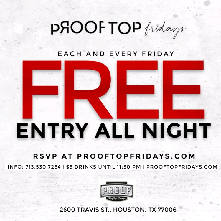 The Friday Night Experience In Midtown