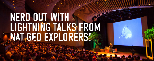 Nat Geo Explorer Talks