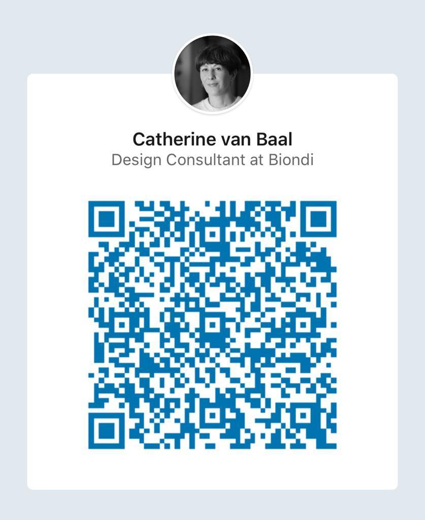 Cat van Baal QR code