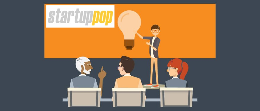 Startup POP Pitch Competition