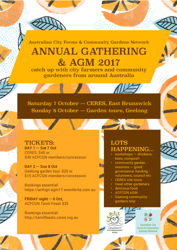 ACFCGN annual gathering 2017
