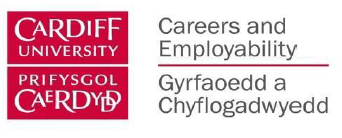 Cardiff Uni Careers