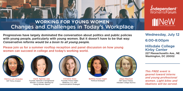 Working for Young Women: Changes and Challenges in Today's ...