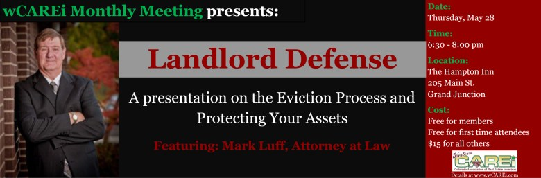 Landlord Defense - Mark Luff
