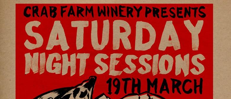 Saturday Night Sessions - Napier - Stuff Events